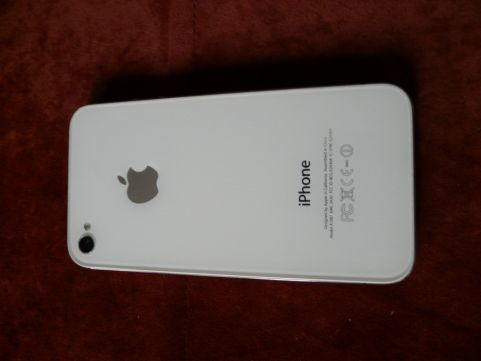 iPhone 4s 8GB White БУ iPoster.ua