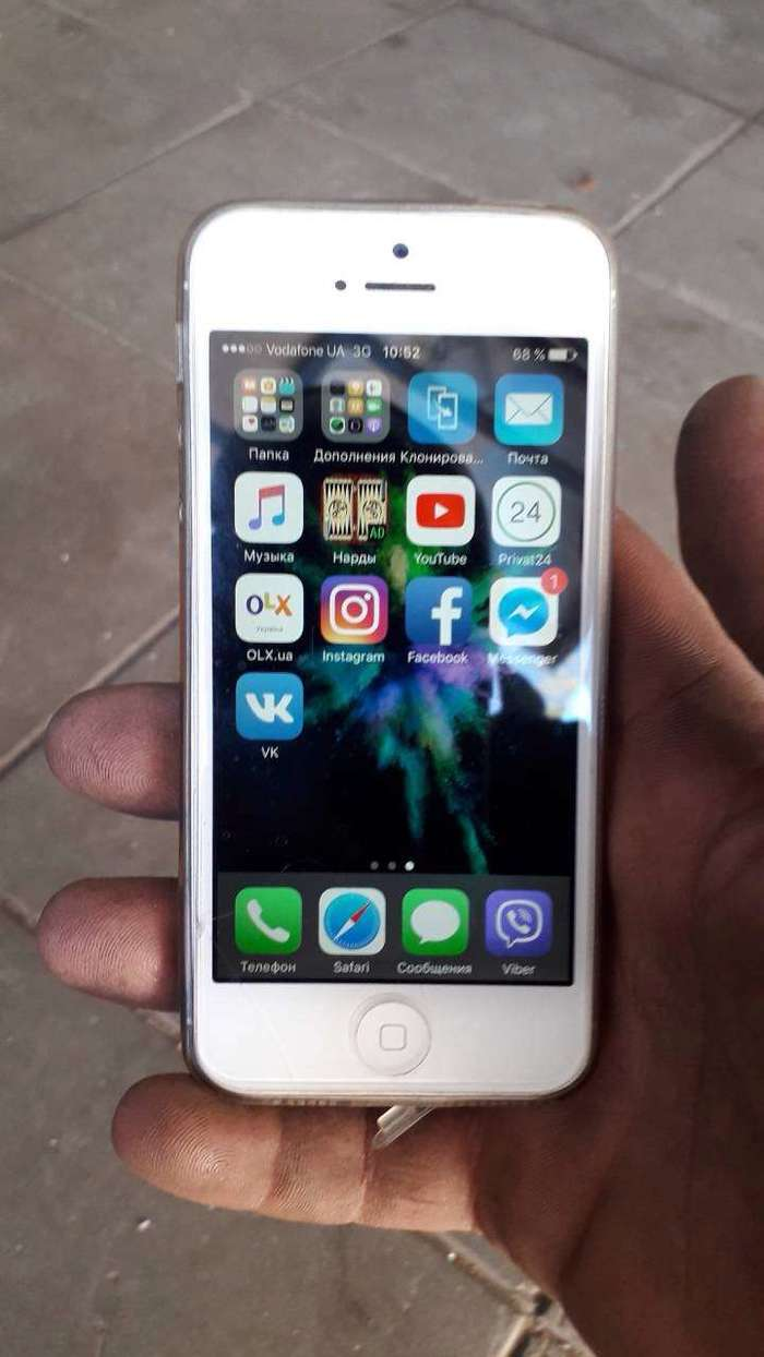 iPhone 5 32 GB White БУ iPoster.ua