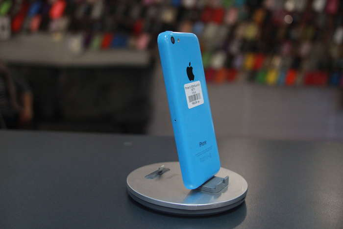 iPhone 5c 8 GB Blue БУ iPoster.ua