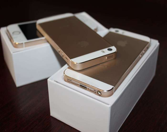 iPhone 5s 16 GB Gold iPoster.ua