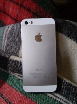 iPhone 5s 16 GB Silver БУ iPoster.ua