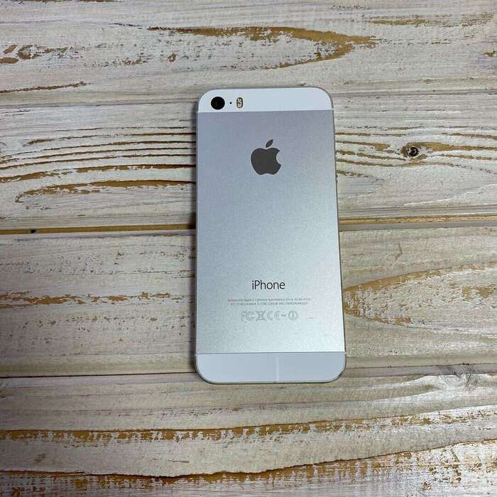 iPhone 5s 16GB Silver БУ iPoster.ua
