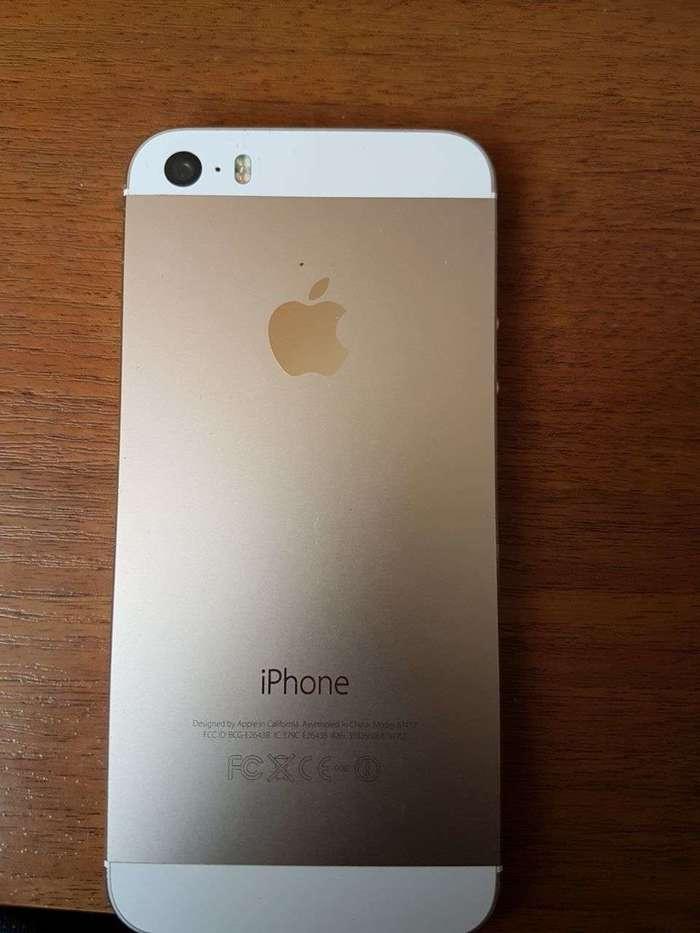 iphone 5s gold бу
