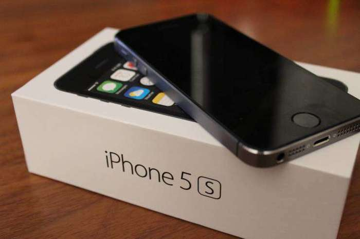 iPhone 5s 32 GB Silver Ref iPoster.ua