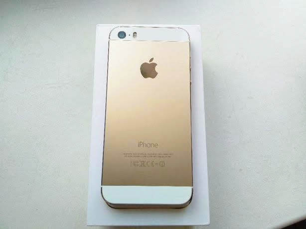 iPhone 5s 32GB Gold БУ iPoster.ua