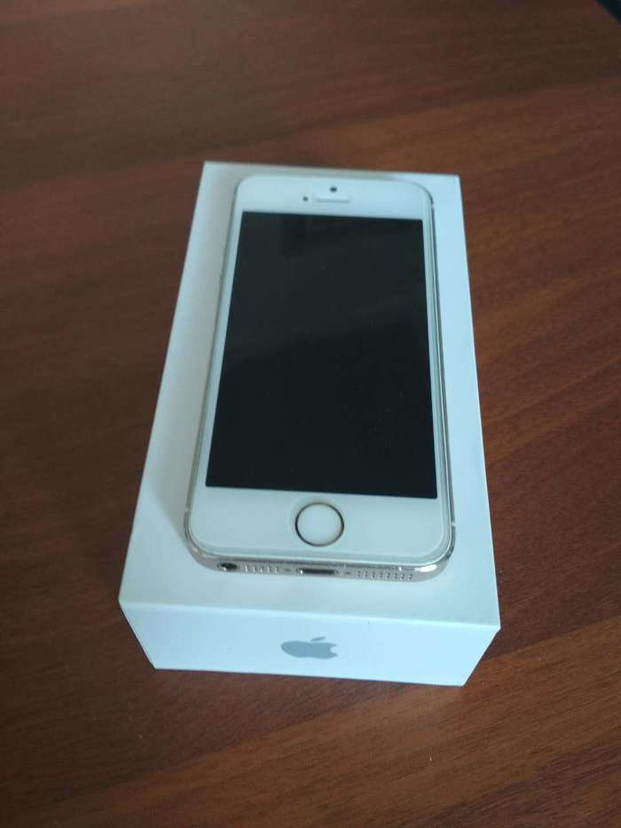 iPhone 5s 64 GB Gold БУ iPoster.ua