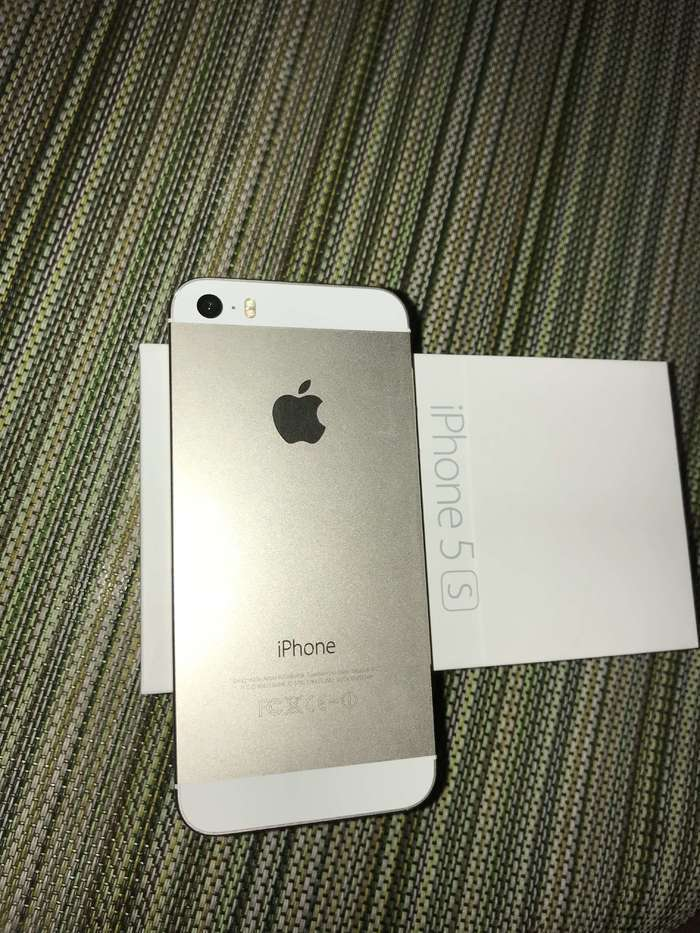 iPhone 5s 64GB Gold БУ iPoster.ua