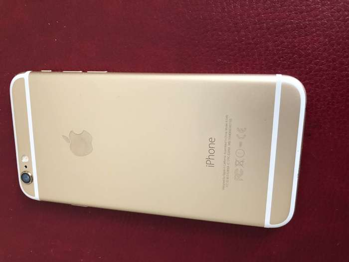 iPhone 6 128 GB Gold БУ iPoster.ua
