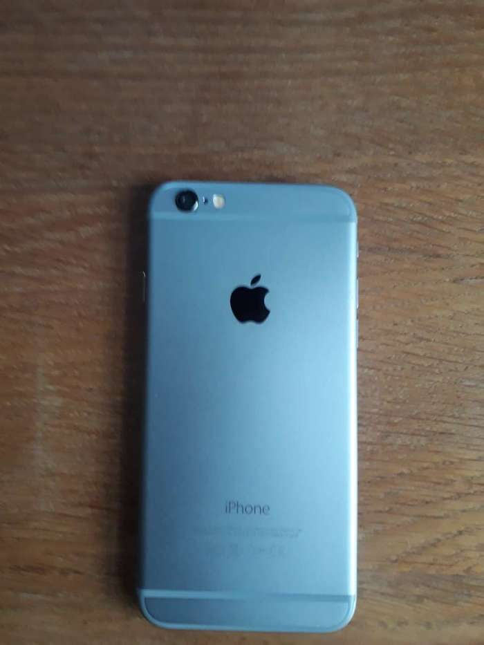iPhone 6 128 GB Silver БУ iPoster.ua