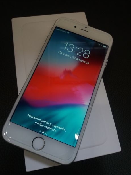 iPhone 6 128GB Silver БУ iPoster.ua