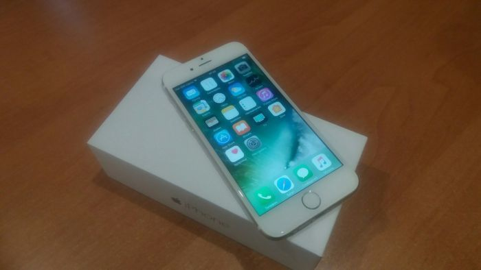 iPhone 6 16 GB Gold iPoster.ua