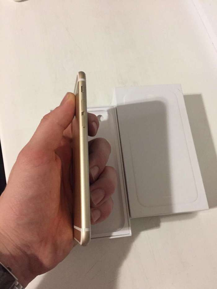 iPhone 6 16 GB Gold БУ iPoster.ua