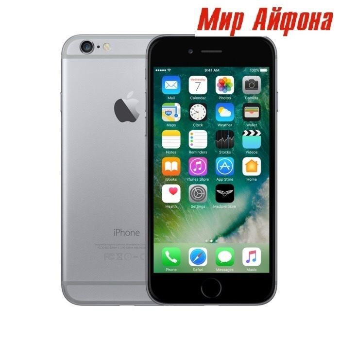 iPhone 6 16 GB Silver iPoster.ua