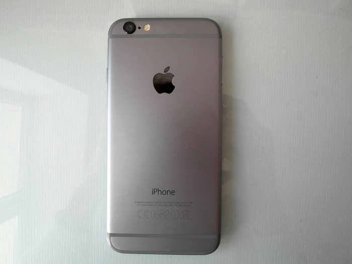 iPhone 6 16 GB Silver БУ iPoster.ua