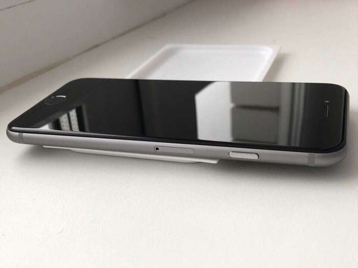 iPhone 6 16 GB Space Gray iPoster.ua
