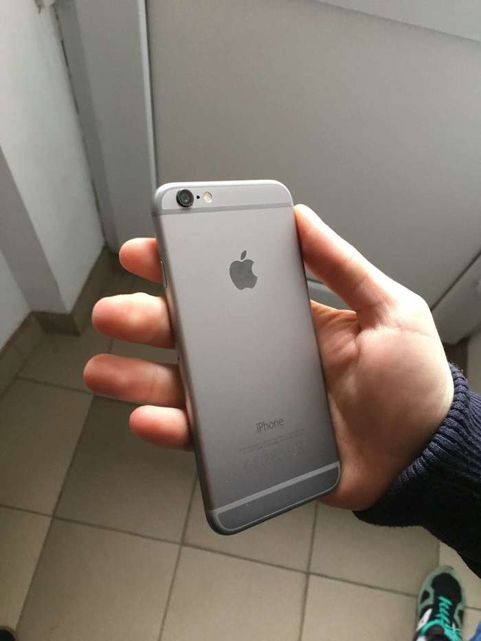 iPhone 6 16 GB Space Gray БУ iPoster.ua
