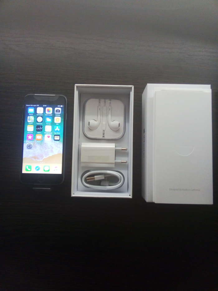 iPhone 6 16 GB Space Gray Ref iPoster.ua