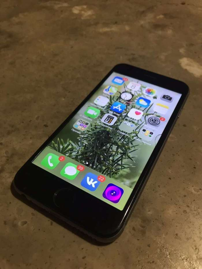 iPhone 6 16GB Space Gray БУ iPoster.ua