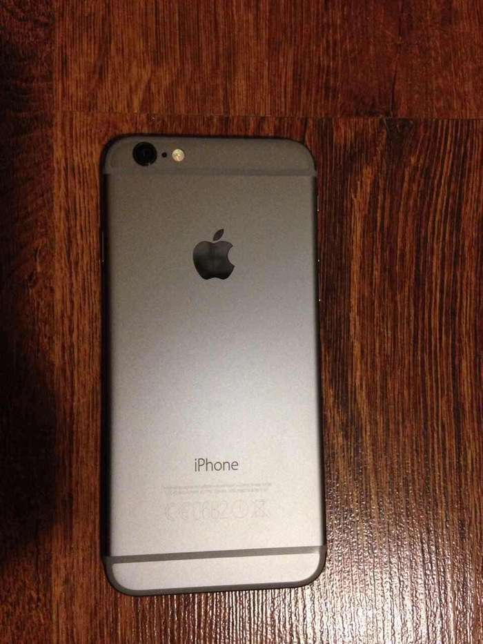 iPhone 6 32 GB Silver iPoster.ua