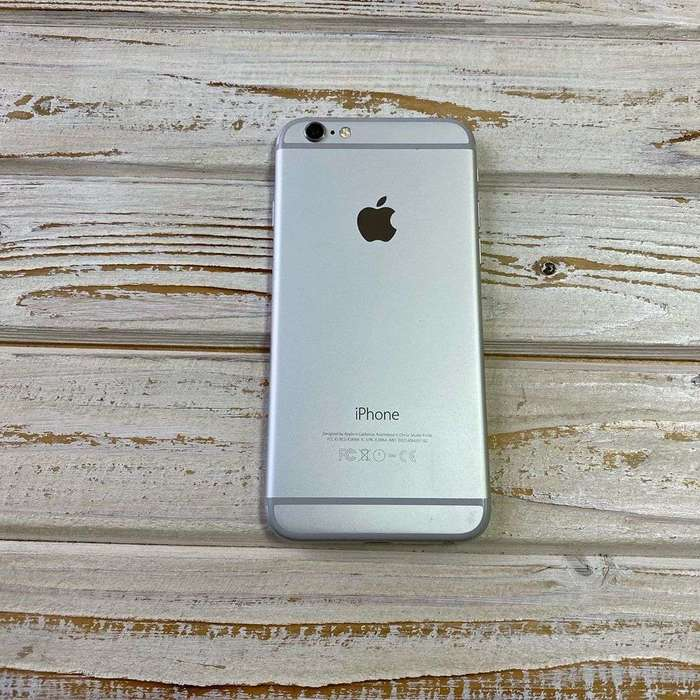iPhone 6 32GB Silver БУ iPoster.ua