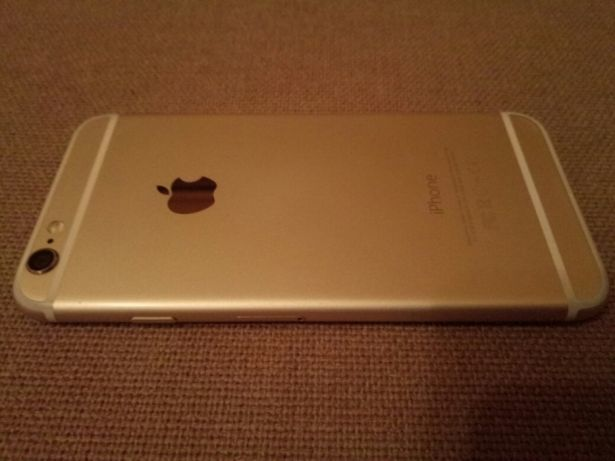 iPhone 6 64 GB Gold БУ iPoster.ua