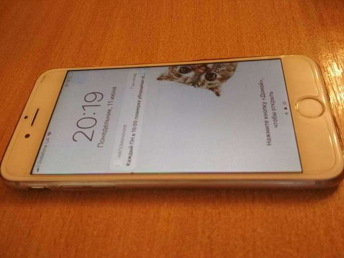 iPhone 6 64 GB Silver БУ iPoster.ua