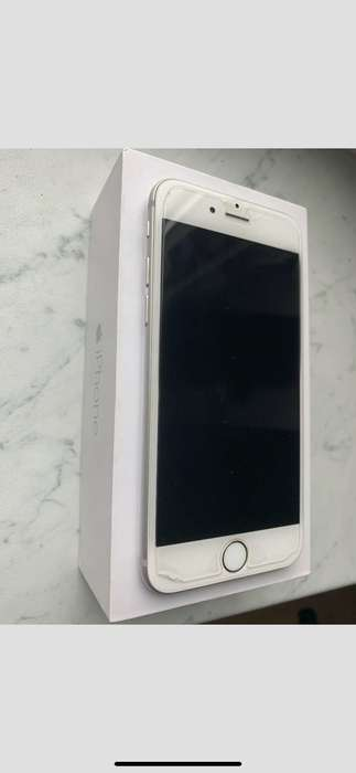 iPhone 6 64GB Silver БУ iPoster.ua