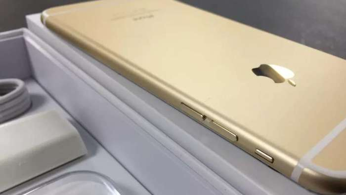 iPhone 6 Plus 128GB Gold БУ iPoster.ua