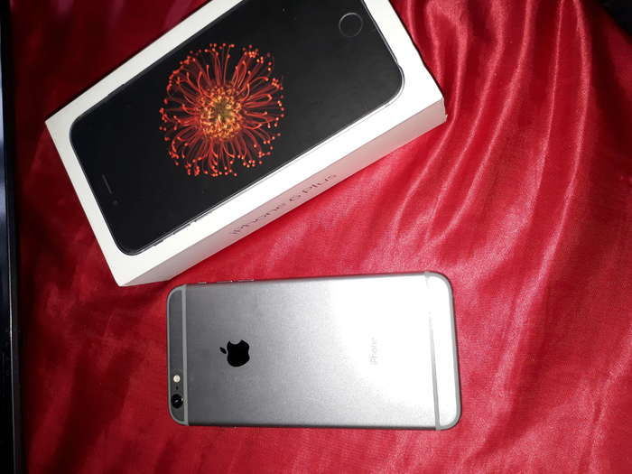 iPhone 6 Plus 16 GB Space Gray БУ iPoster.ua