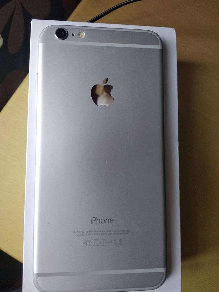 iPhone 6 Plus 16GB Silver БУ iPoster.ua