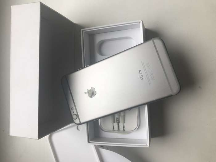iPhone 6 Plus 32GB Silver БУ iPoster.ua
