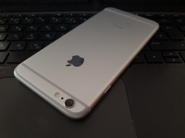 iPhone 6 Plus 64 GB Silver БУ iPoster.ua