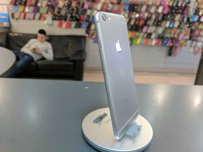 iPhone 6 Plus 64 GB Space Gray БУ iPoster.ua
