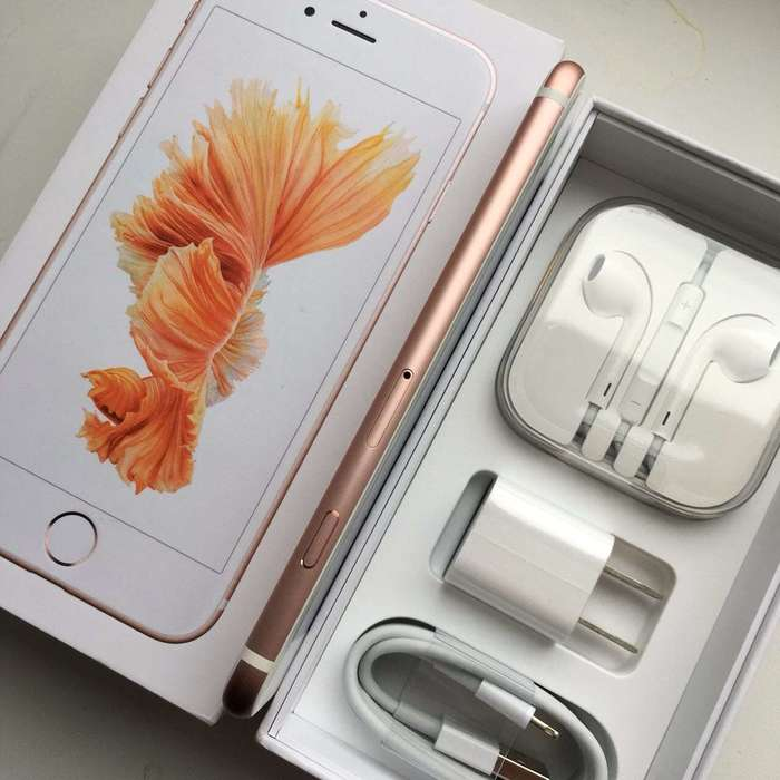 iPhone 6s 128 GB Rose Gold БУ iPoster.ua