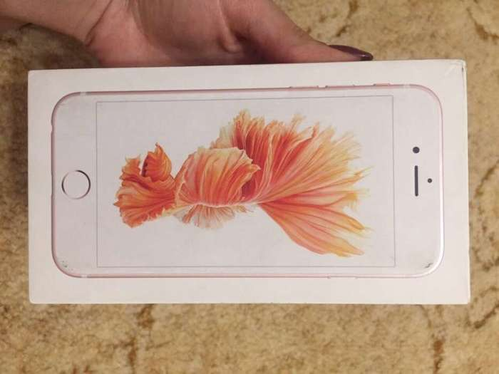 iPhone 6s 128GB Rose Gold БУ iPoster.ua