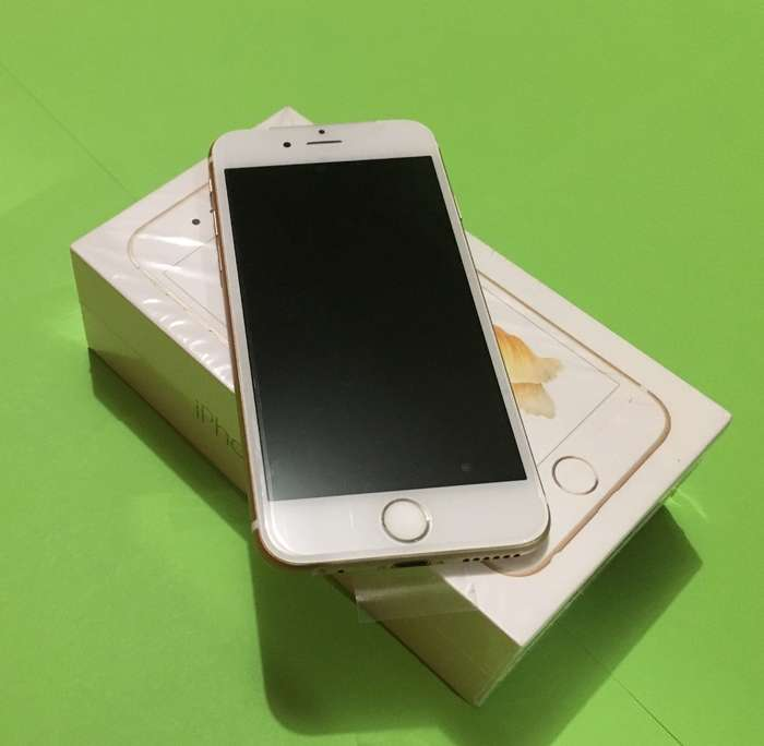 iPhone 6s 32GB Gold iPoster.ua
