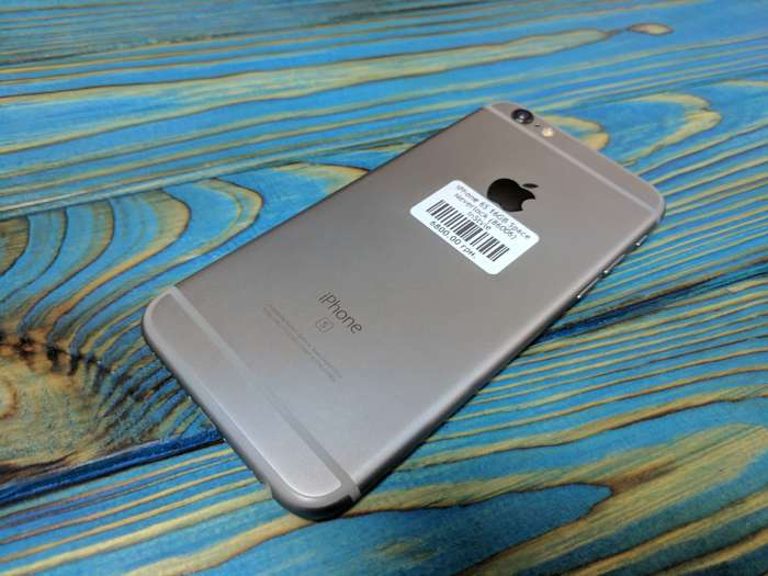 iPhone 6s 16 GB Space Gray БУ iPoster.ua