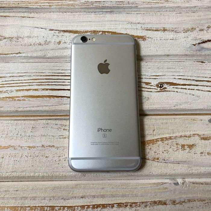 iPhone 6s 16GB Silver БУ iPoster.ua