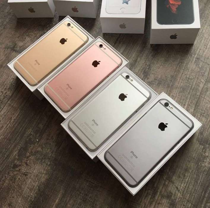 iPhone 6s 32GB Silver iPoster.ua
