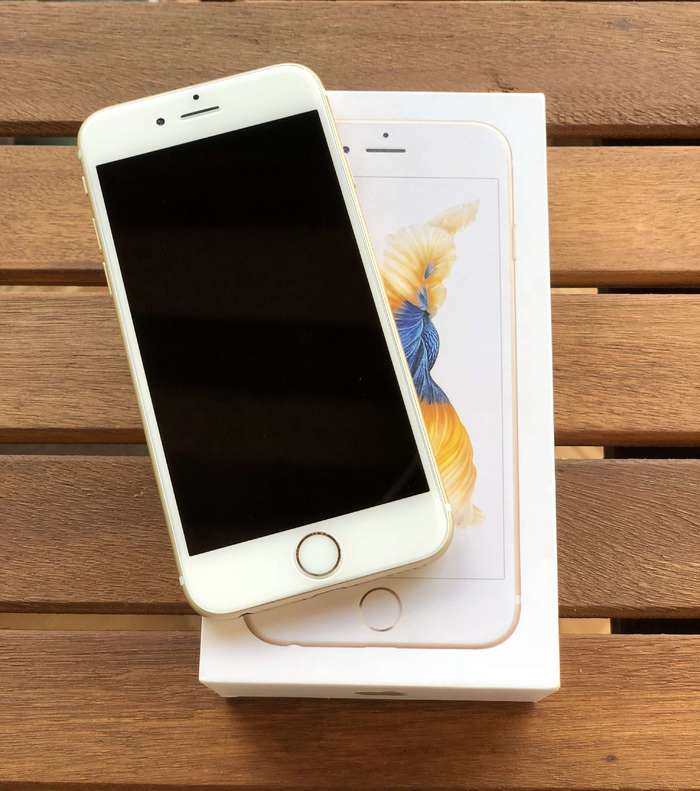 iPhone 6s 64GB Gold БУ iPoster.ua