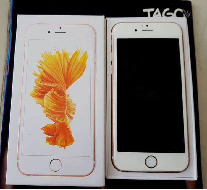 iPhone 6s 64 GB Rose Gold БУ iPoster.ua