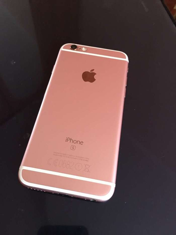 iPhone 6s 64GB Rose Gold БУ iPoster.ua