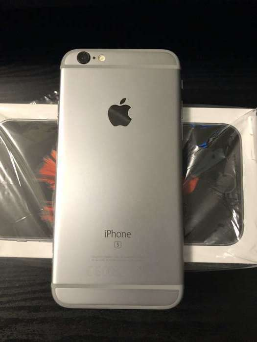 iPhone 6s 64 GB Silver БУ iPoster.ua