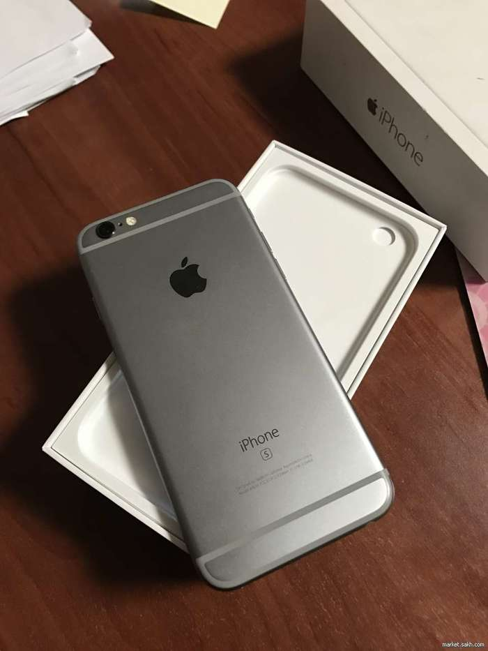 iPhone 6s 64 GB Space Gray iPoster.ua