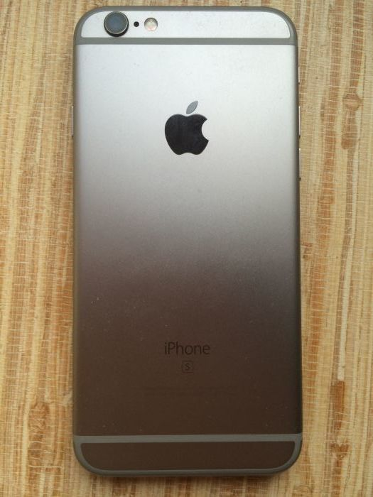 iPhone 6s 64GB Space Gray БУ iPoster.ua