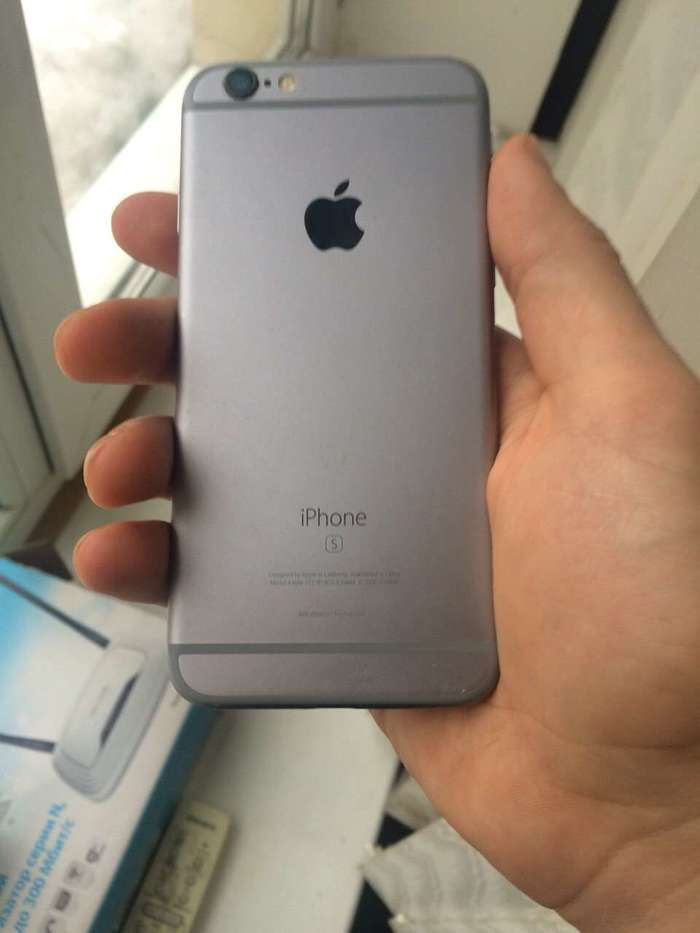 iPhone 6s 64 GB Space Gray Ref iPoster.ua