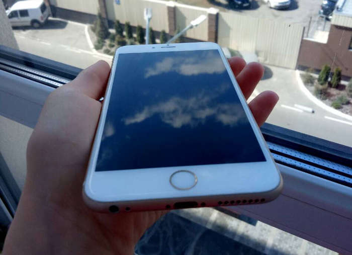 iPhone 6s Plus 128GB Gold БУ iPoster.ua
