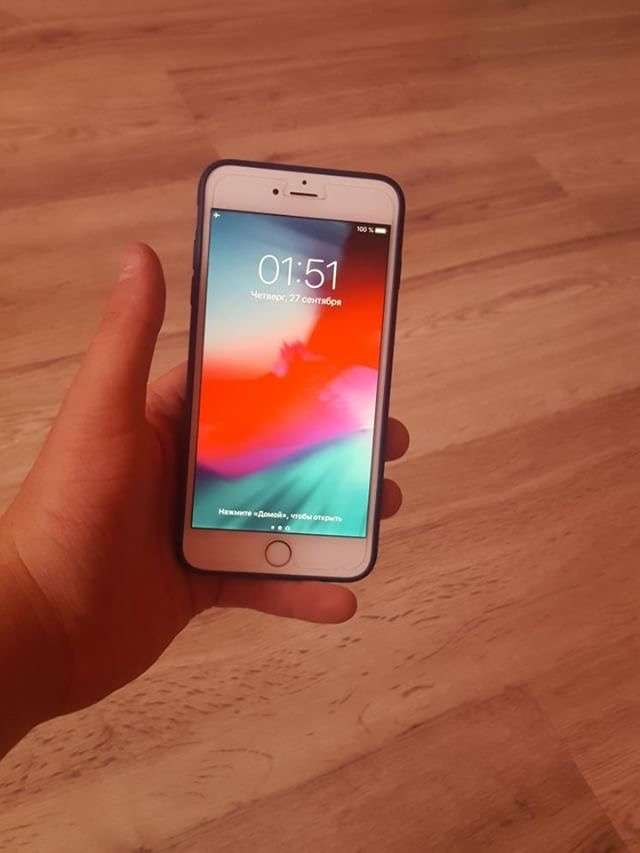 iPhone 6s Plus 16 GB Gold БУ iPoster.ua