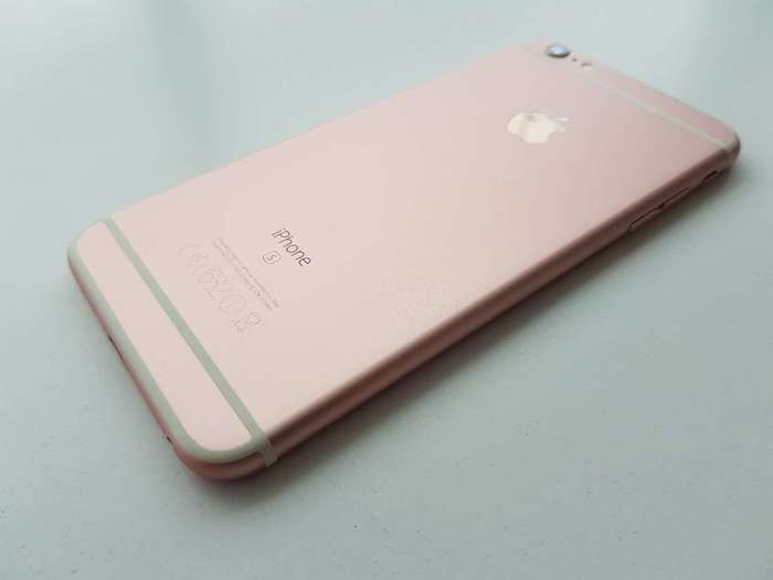 iPhone 6s Plus 16 GB Rose Gold БУ iPoster.ua