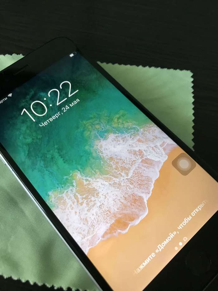 iPhone 6s Plus 16 GB Silver БУ iPoster.ua